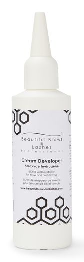 Cream developer 3%