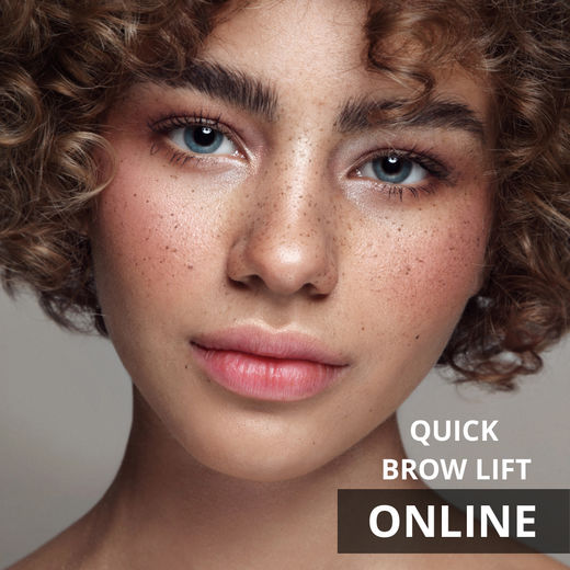 Quick Brow Lift online course