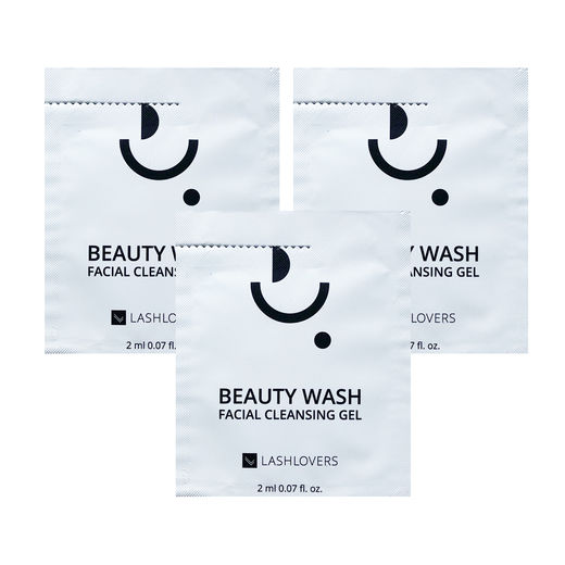 Beauty Wash cleansing gel, sample pouch 20 pcs