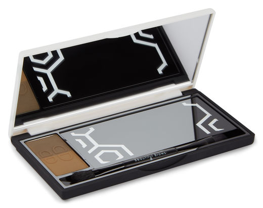 Beautiful Brows Nano Duo Kit, Light brown/Medium brown, 1 pces