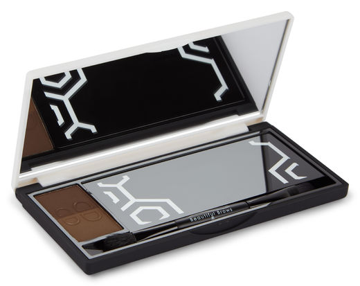 Beautiful Brows Nano Duo Kit, Dark brown/Chocolate, 1 pce