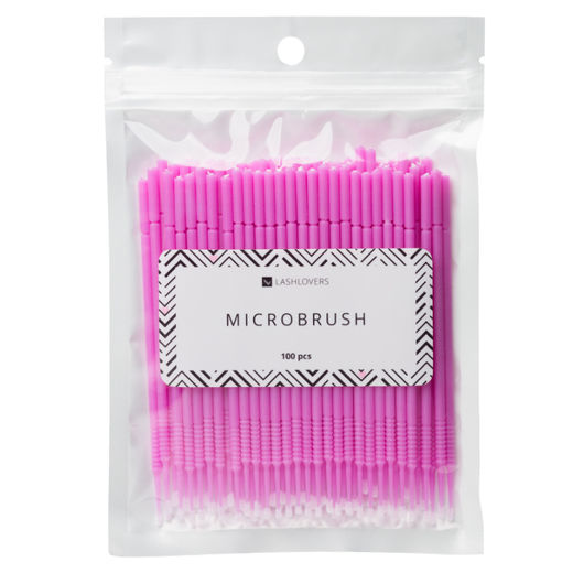 Microbrushes, 100 pcs