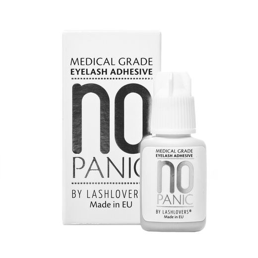 No Panic - medical grade eyelash extension adhesive