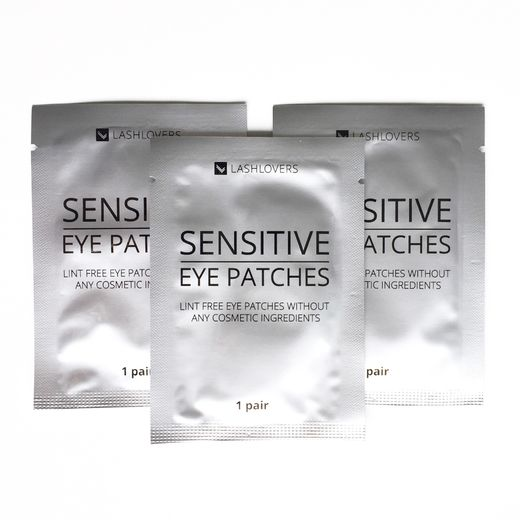 Sensitive eye patches, 20 pairs